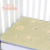 Подушка Baby Newborn Cool Bamboo Pillow Kids Sleeping Linen Pillows Infant Supplies Summer Child Pillow Physikalische Stereotypen