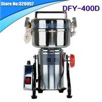 Incenerator soda machine gristmill chinese medicine dfy-400d powder machine to play