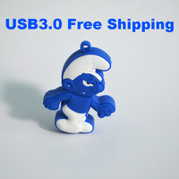 Cartoon Figures Novelty Tiny Usb Flash Drive Transcend 32gb Gifts on New Year