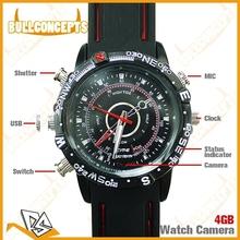 wholesale camera wrist watch
