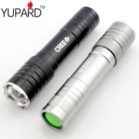 500LM XPE Q5 Focusable LED Flashlight Zoomable Torch 3Modes Waterproof