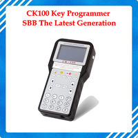 DHL Free Shipping CK-100 CK100 Auto Key Programmer V39.02 SBB The Latest Generation More Models Surport