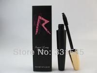 3 pcs/lot  2014 New Arrival MC RIbrand  makeup false lash effect full lashes natural look black mascara  free shipping