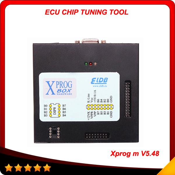 2015 Latest Version XPROGM 5.48 ECU PROGRAMMER XPROG M V5.48 Universal Eeprom Chip Programmer XPROG-box V5.48 In stock(China (Mainland))