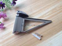 Adjustable Glass Shelf Bracket, longer glass clamp wall bracket