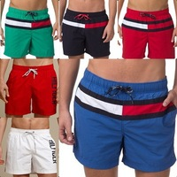 Free shipping Brand men Shorts Fashion casual sport short shorts beachwear swimwear for man beach surf shorts board shorts GR45