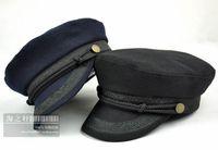 winter cap winter hat hats for man, women  Hat black navy cap female painter cap cadet cap