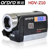 Ordro HDV-Z10 Full HD digital video camera professional special offer free shipping genuine special home
