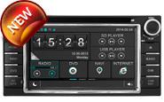 Toyota Universal RAV4 COROLLA HILUX Land Cruiser Prado Car DVD 3G GPS Navi Radio RDS Free Camera