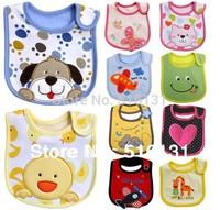 Cartoon Newborn Waterproof carters bib baby bibs Infant Saliva Towels kids accessories baby clothing