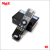 MeLE M3 Android TV Box Dual Core A20 @1.0GHz 1G/4G Lan Wifi AV/ VGA Out New in Box Free Shipping