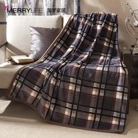 Coral fleece blanket flannel blanket air conditioning blanket FL velvet nap blanket thickening bedrug