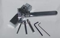 Small bending machine plumbing trap machine roll bending machine wire model tool
