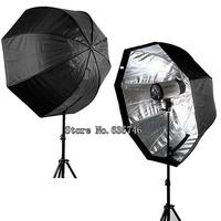 2pcs New Professional 80cm Octagon Umbrella Softbox soft box Reflector Speedlight Flash Diffuser