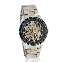 SINOBI 4785 square watch  Men's Stylish Mechanical Watch men watch  mechanical watches