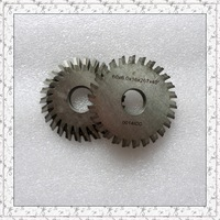 inserted carbide cutter 0116I.C.C. Inlaid alloy cutter for WENXING horizontal key copy machines 216.218-B.218-D.218-E.218-F.288C