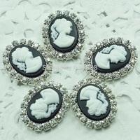 2*2.6cm rhinestone brooch for invitation cards,shining rhinestone button ,pearl button decoration for wedding