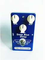 guitar parts musical instrument Mogoo electric Guitar Effect Pedal Delay And True Bypass Deep Blue Delay --guitar delay pedal