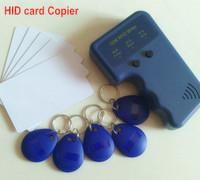 Handheld 125Khz RFID Honeywell proximity card Copier portable Duplicator Cloner H ID reader & writer  + 10pcs  cards and tags