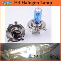 New 2014 H4 Halogen Xenon Bulb Car Light LED Bulb Lamp Headlights Headlamp Low Beam H4 12V 60/55W P43T Super White