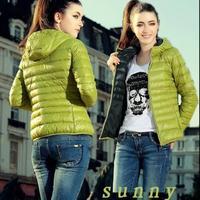 2014 New Fashion Ladies down short design coat Winter jacket women,winter outerwear color clothes women down jacket women parka
