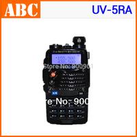 2013 New 5W Baofeng UV-5RA 128CH UHF+VHF DTMF VOX Metal 2-way Amateur Ham Radio A0888A WalkieTalkie interphone