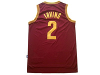 Basketball jerseys  NO.2  IRVING  red