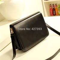 2014 New Arrival Fashion Shoulder Bag Women Genuine PU Leather Women Messenger Handbags 11 Colors Original Factory Supply