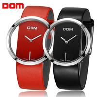brand ladies watch women Dom brand wristwatches dress watches clock women quartz watch relogio feminino reloj mujer montre femme
