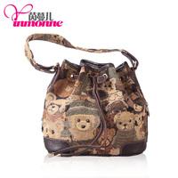 spring corporate gift ladies classic bucket bag fashion ladies handbags high-grade new handbag free shipping