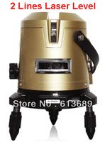 FREE SHIPPING 2 Lines professional hilti Laser level electronic level self levelling laser level horizon vertical measure