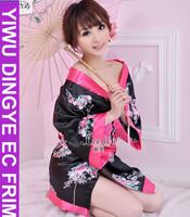 Free Size Classic Sexy Kimono Sexy Sex Lingerie