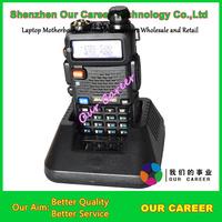 Top quality  BAOFENG UV-5R UHF+VHF Dual Band/Dual Watch Two-Way Radio FM Function Free Shipping