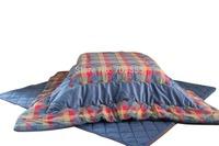 (2pcs/set)   Top & Bottom Set Square 195*195cm Japanese Kotatsu futon quilts