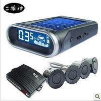 4 Sensors System 12v LED Display Indicator Parking Car Reverse Radar Kit  (Many Color Option) Freeshipping!Supernova Sales!