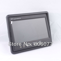 7inch TFT LCD Stand-alone Monitor  Headrest Car Rearview Monitor with Remote Control