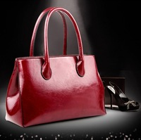 Hot sale 2013 fashion Brand CICOO one shoulder bag women genuine leather handbags cowhide big bags totes 5 colors wholesale