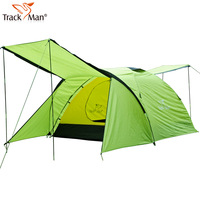 2013 Trackman 3-4 Person Camping Tent Portable  Anti-Storm Family Camping Tent