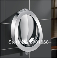 Hotel home bar club wall hung stainless steel Male urinal-wall hung urinal-male urinal
