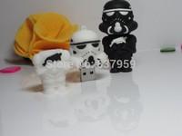 Free Shipping Star War Dark Darth Vader USB Flash Drive 1GB -32GB Memory stick Pen Drive