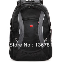Swiss Army knife shoulder bag computer backpack, travel bag student bag wholesale Han Banchao men and women
