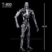 NECA  new original box brand no box 7 inch toy model Terminator t800 skeleton action figure