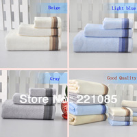 Hot sale!!! Free shipping super soft comfortable and breathable 100% bamboo towel set towel gift