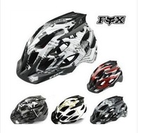 Fox Flux Helmet climbing bike / BMX / Mountain Bike Helmet integrally molded
