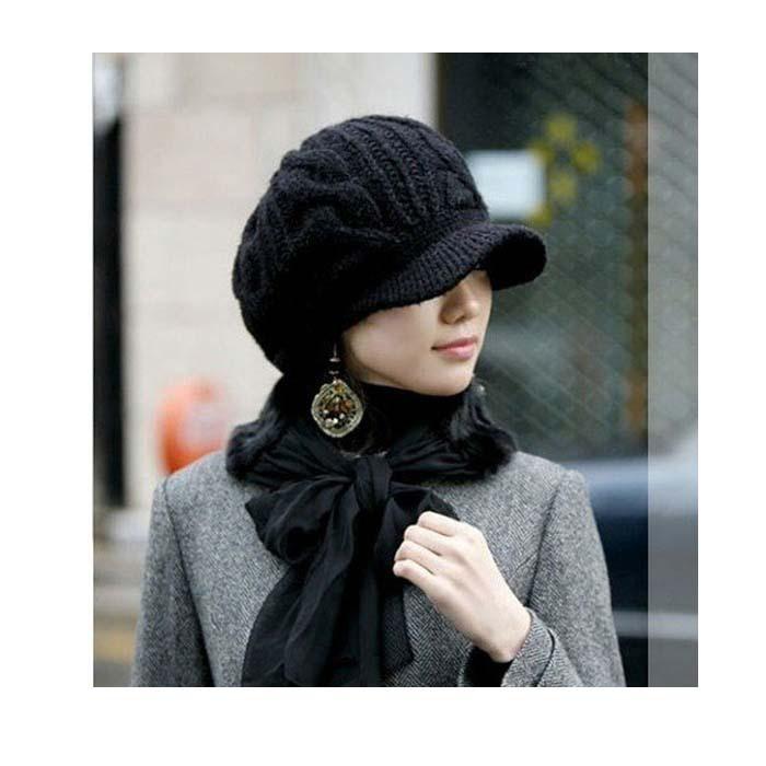 Crochet Hat Pattern For Women Crochet Hats For Women