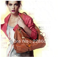 freeshipping Genuine leather women bags 2013 female first layer of cowhide women's handbag one shoulder cross-body handbag