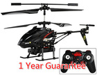 WLtoys S977 3.5 Channel Alloy Video Shooting RC Helicopter with camera Aircraft (Black)(China (Mainland))