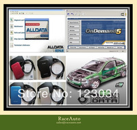 alldata auto repair software 2013 alldata10.52+2013 mitchell+mitchell heave truck+2013 ESI +ATSG 10 in 1 auto repair software