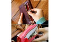 Wholesale 3pcs/lot Women's PU Envelope Clutch Bag Long Leather Wallet Ladies Designer Purse Checkbook Handbag 5226