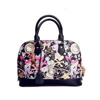 spring gift Hello Kitty single shoulder bag satchel Korean version of women's handbags Exquisite Halloween Gift Free shipping